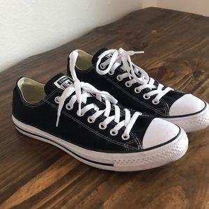 Converse Black/White All-Stars - 10